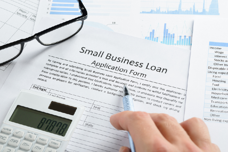 What are small business loans? Check out this overview!