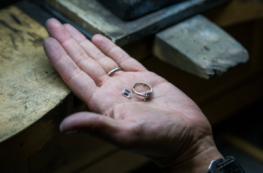 Is It Time to Sell Your Wedding Ring?