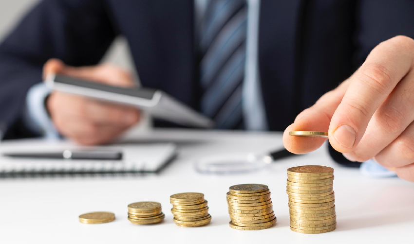 Why borrowing money from a firm is a safe option?